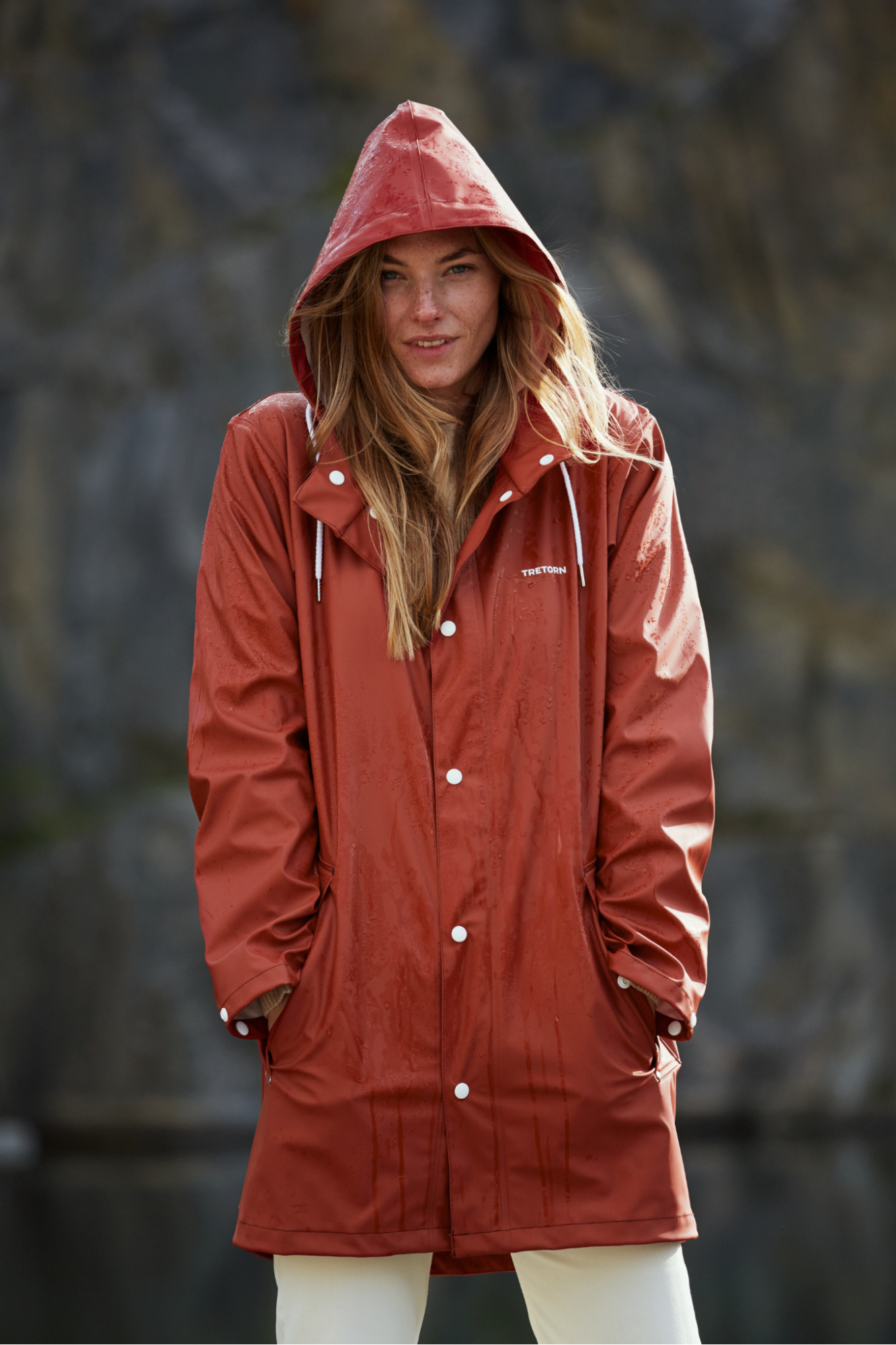 Tretorn Wings Rainjacket | Regnjakke dame | Keepfit.no